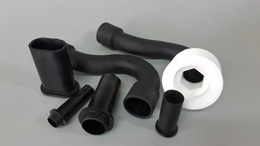 Syfony i przepusty do odpływu skroplin: Calamid- produkcja części dla chłodnictwa